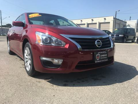 carfax ultima nissan altima tsf s at sedan used detail cvt clean