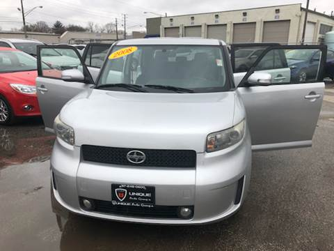2008 Scion xB for sale at Unique Auto Group in Indianapolis IN