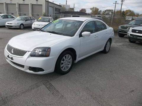 2011 Mitsubishi Galant for sale at Unique Auto Group in Indianapolis IN