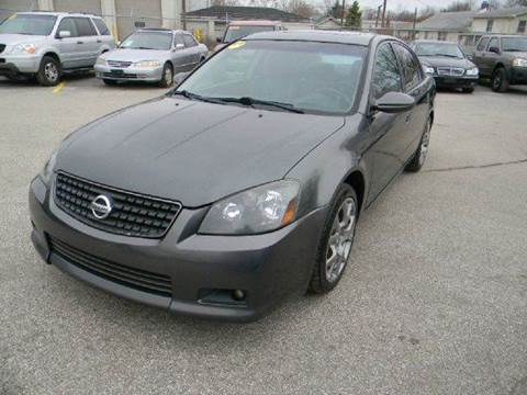 2005 Nissan Altima for sale at Unique Auto Group in Indianapolis IN