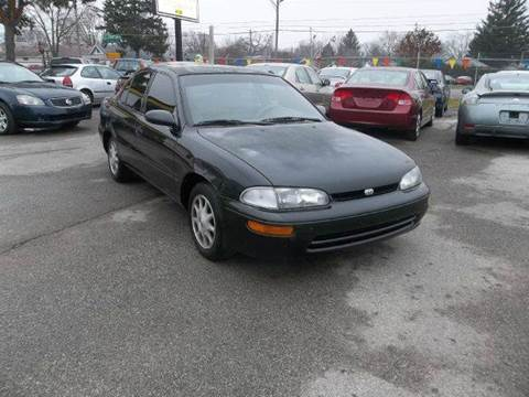 1995 GEO Prizm for sale at Unique Auto Group in Indianapolis IN