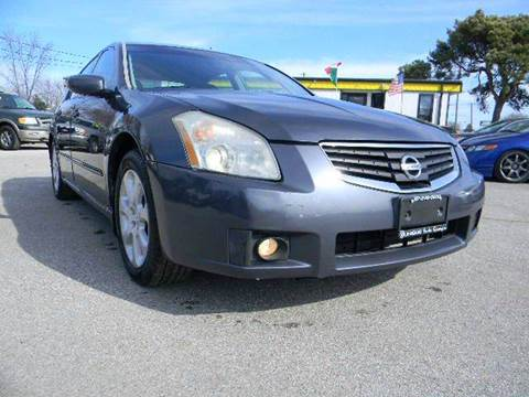2007 Nissan Maxima for sale at Unique Auto Group in Indianapolis IN