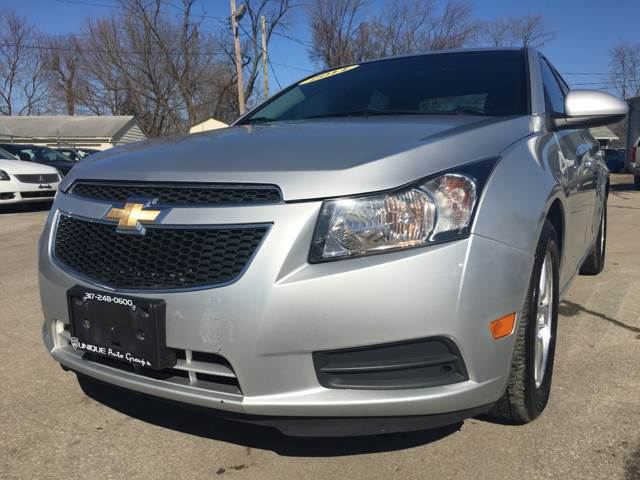 2011 Chevrolet Cruze for sale at Unique Auto Group in Indianapolis IN