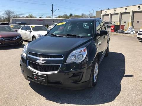 2013 Chevrolet Equinox for sale in Indianapolis, IN