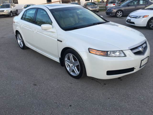 2006 Acura TL for sale at Unique Auto Group in Indianapolis IN