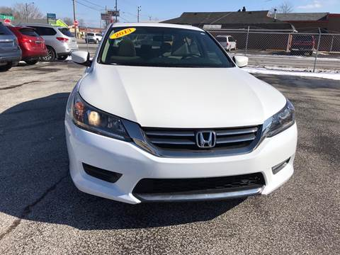 2013 Honda Accord for sale in Indianapolis, IN