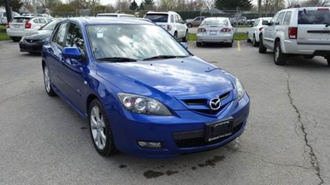 2008 Mazda MAZDA3 for sale at Unique Auto Group in Indianapolis IN