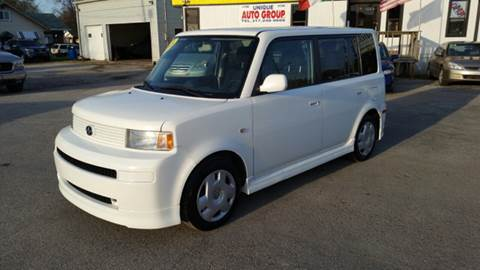 2005 Scion xB for sale at Unique Auto Group in Indianapolis IN