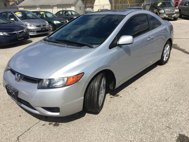 2008 Honda Civic EX 2dr Coupe 5A   Indianapolis IN
