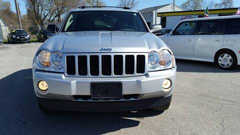 2007 Jeep Grand Cherokee for sale at Unique Auto Group in Indianapolis IN