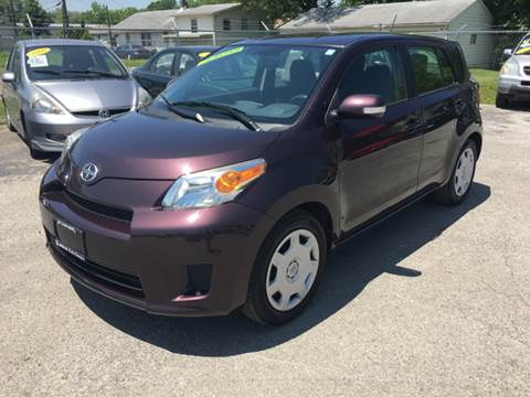 2011 Scion xD for sale at Unique Auto Group in Indianapolis IN