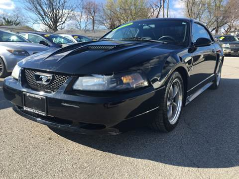 2002 Ford Mustang for sale at Unique Auto Group in Indianapolis IN