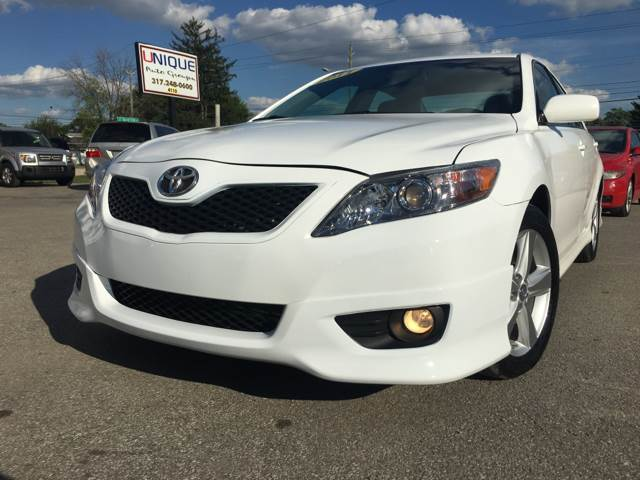 2011 Toyota Camry for sale at Unique Auto Group in Indianapolis IN