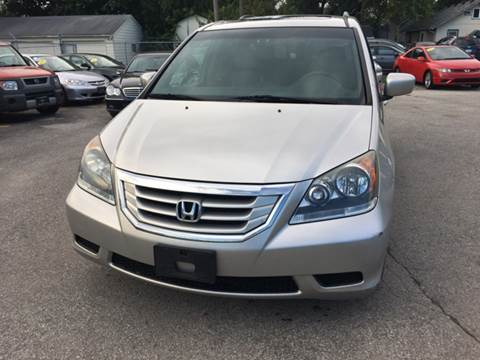 2008 Honda Odyssey for sale at Unique Auto Group in Indianapolis IN