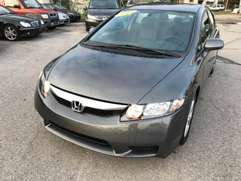 2010 Honda Civic for sale at Unique Auto Group in Indianapolis IN
