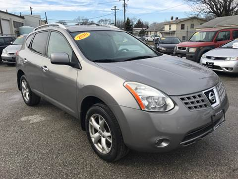 2010 Nissan Rogue for sale at Unique Auto Group in Indianapolis IN