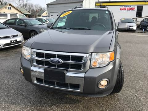 used 2009 ford escape for sale in indiana. Black Bedroom Furniture Sets. Home Design Ideas