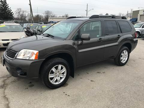 2010 Mitsubishi Endeavor for sale at Unique Auto Group in Indianapolis IN