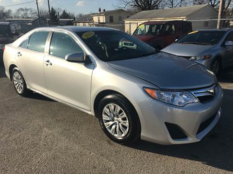 2012 Toyota Camry for sale in Indianapolis, IN