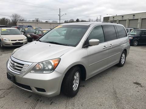 2009 Honda Odyssey for sale at Unique Auto Group in Indianapolis IN