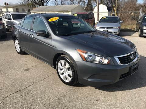 2008 Honda Accord for sale at Unique Auto Group in Indianapolis IN
