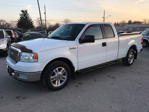 2005 Ford F-150 for sale at Unique Auto Group in Indianapolis IN