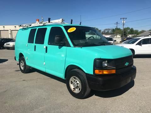 Cargo Van For Sale >> Cargo Vans For Sale In Indianapolis In Carsforsale Com