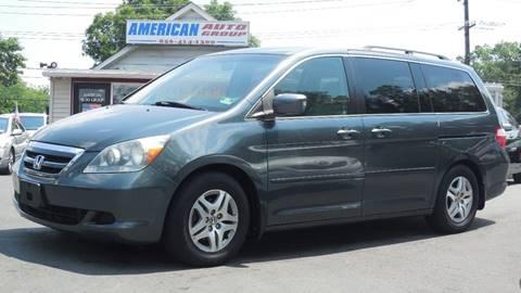 2005 Honda Odyssey for sale in Palmyra, NJ