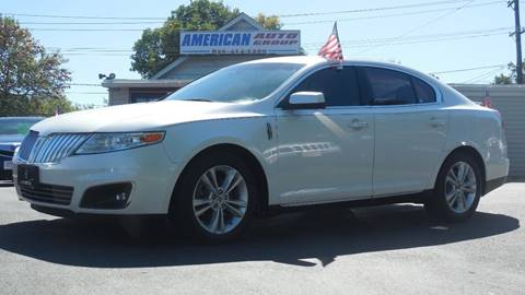 2010 Lincoln MKS for sale in Palmyra, NJ
