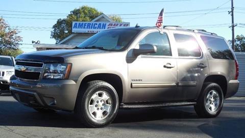 2011 Chevrolet Tahoe for sale in Palmyra, NJ