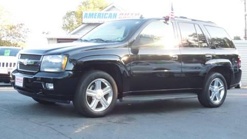 2008 Chevrolet TrailBlazer for sale in Palmyra, NJ