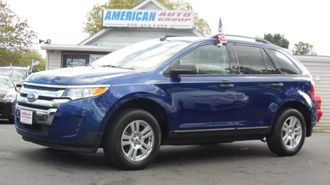 2013 Ford Edge for sale in Palmyra, NJ