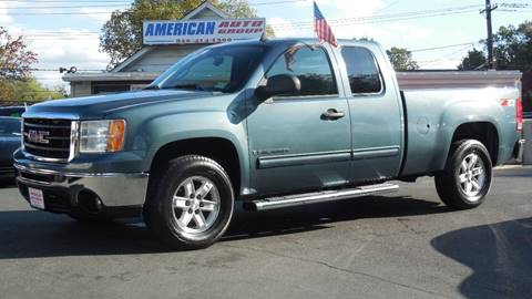 2007 GMC Sierra 1500 for sale in Palmyra, NJ