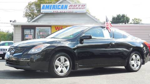 2008 Nissan Altima for sale in Palmyra, NJ