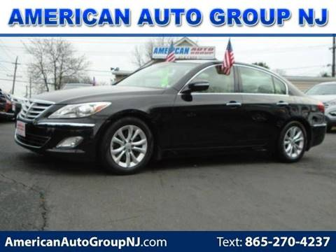 2013 Hyundai Genesis for sale at American Auto Group Now in Maple Shade NJ