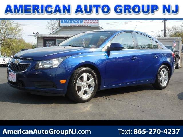 2012 Chevrolet Cruze for sale at American Auto Group Now in Maple Shade NJ