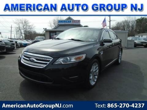 2011 Ford Taurus for sale at American Auto Group Now in Maple Shade NJ