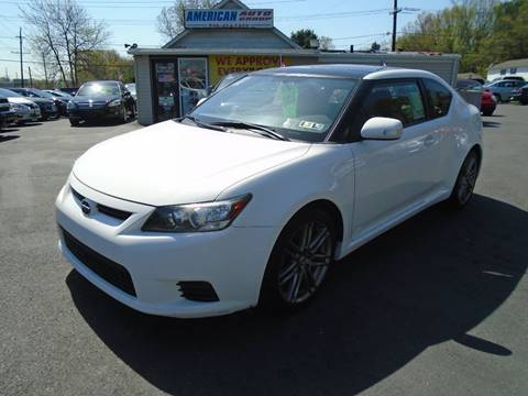 2013 Scion tC for sale at American Auto Group Now in Maple Shade NJ