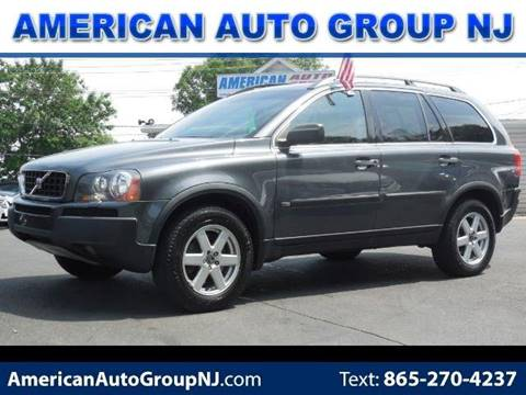 2005 Volvo XC90 for sale at American Auto Group Now in Maple Shade NJ