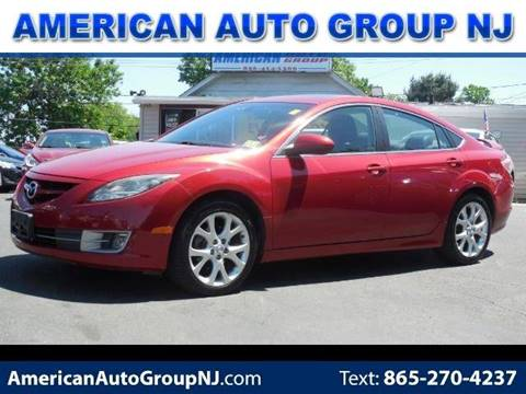 2009 Mazda MAZDA6 for sale at American Auto Group Now in Maple Shade NJ