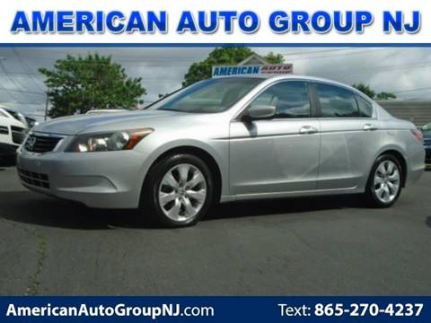 2009 Honda Accord for sale at American Auto Group Now in Maple Shade NJ