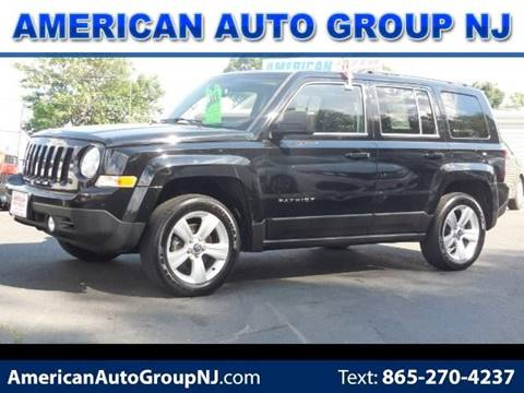 2014 Jeep Patriot for sale at American Auto Group Now in Maple Shade NJ