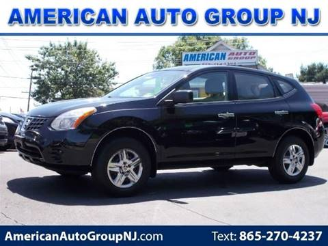 2010 Nissan Rogue for sale at American Auto Group Now in Maple Shade NJ