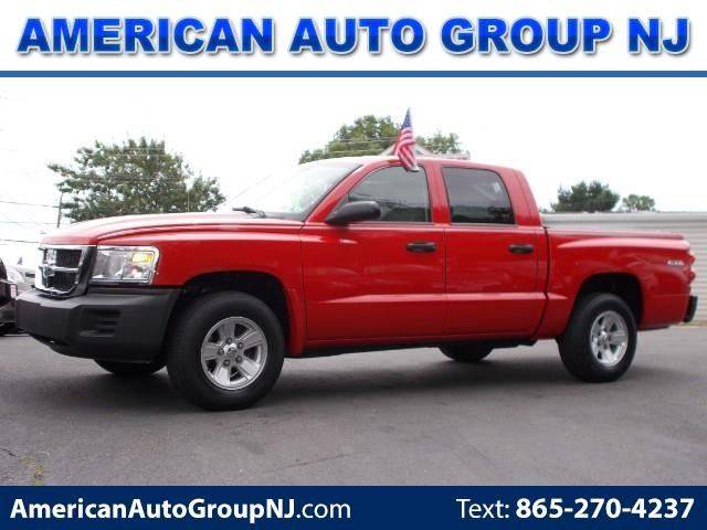 2008 Dodge Dakota for sale at American Auto Group Now in Maple Shade NJ