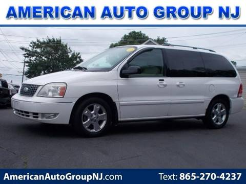 2004 Ford Freestar for sale at American Auto Group Now in Maple Shade NJ