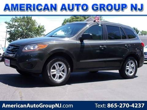 2011 Hyundai Santa Fe for sale at American Auto Group Now in Maple Shade NJ