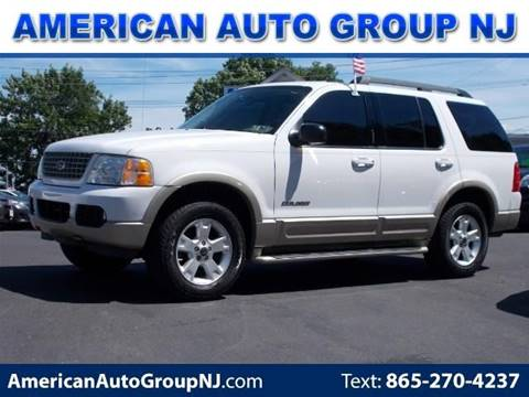 2005 Ford Explorer for sale at American Auto Group Now in Maple Shade NJ