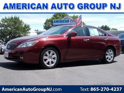 2007 Lexus ES 350 for sale at American Auto Group Now in Maple Shade NJ