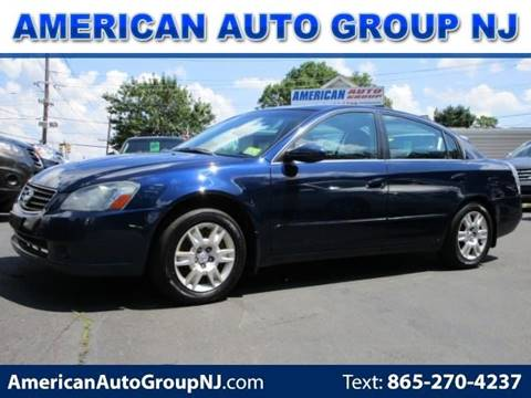 2005 Nissan Altima for sale at American Auto Group Now in Maple Shade NJ
