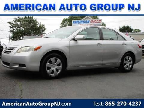 2009 Toyota Camry for sale at American Auto Group Now in Maple Shade NJ